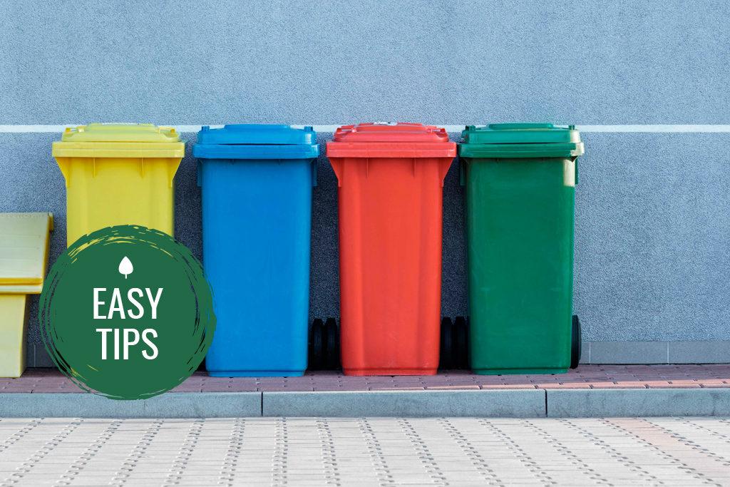 Easy tips guia al reciclage