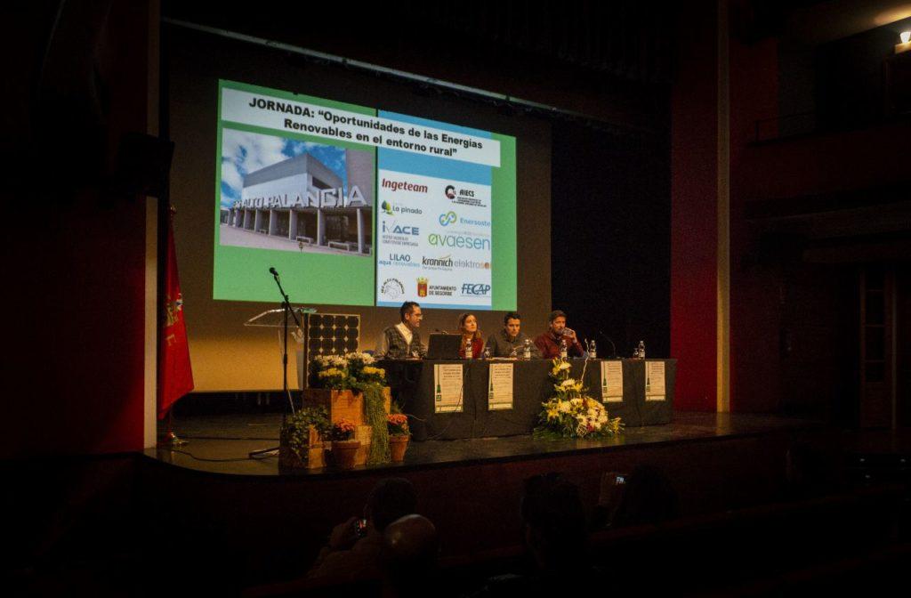 Oportunidades de las Energías Renovables en el entorno rural